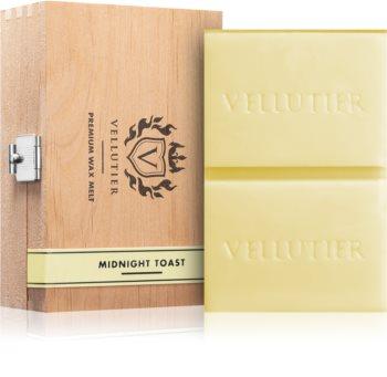 Vellutier Midnight Toast wax melt
