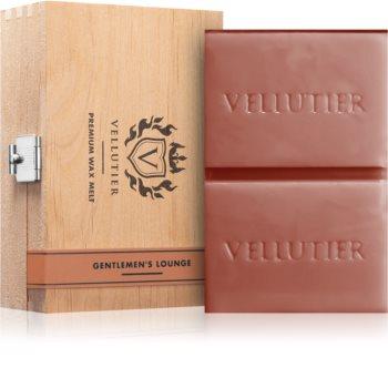 Vellutier Gentlemen´s Lounge duftwachs für aromalampe
