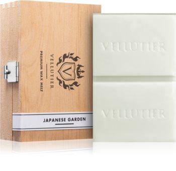 Vellutier Japanese Garden κερί για αρωματική λάμπα