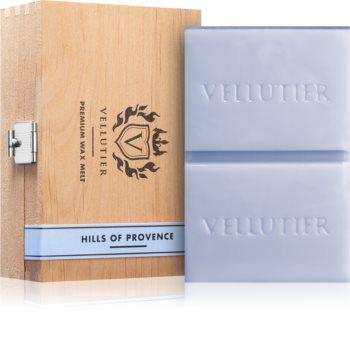 Vellutier Hills of Provence cera per lampada aromatica