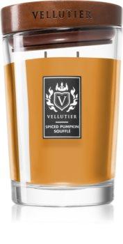 Vellutier Spiced Pumpkin Soufflé scented candle