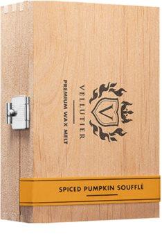 Vellutier Spiced Pumpkin Soufflé wax melt