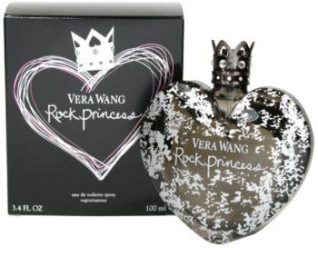 Vera Wang Rock Princess Eau de Toilette para mulheres