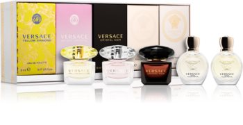 Versace Miniatures Collection coffret V. para mulheres