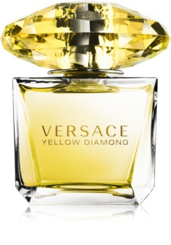 Versace Yellow Diamond туалетна вода для жінок