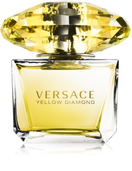 Versace Yellow Diamond eau de toilette da donna