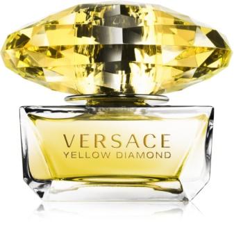 Versace Yellow Diamond déodorant avec vaporisateur pour femme