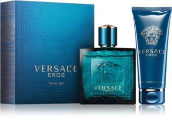Versace Eros Lahjasetti III. Miehille