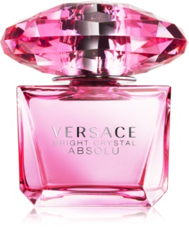 Versace Bright Crystal Absolu Eau de Parfum pentru femei