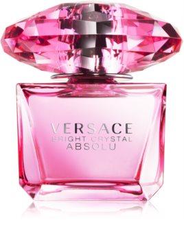 Versace Bright Crystal Absolu eau de parfum pour femme
