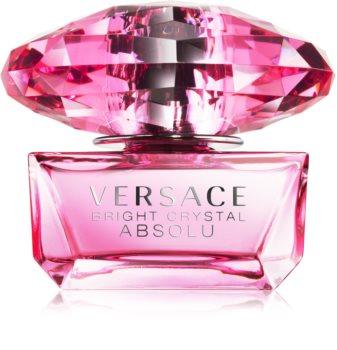 Versace Bright Crystal Absolu eau de parfum für Damen