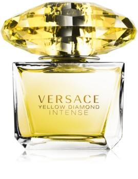 Versace Yellow Diamond Intense парфюмированная вода для женщин