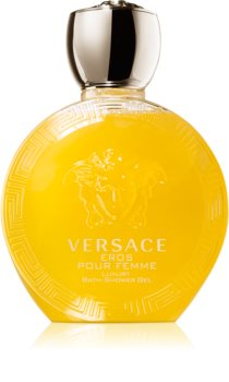 Versace Eros Pour Femme Shower And Bath Gel for Women