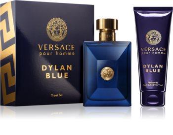Versace Dylan Blue Pour Homme set cadou I. pentru bărbați