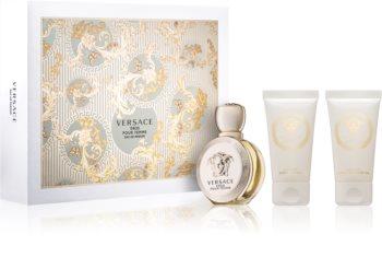Versace Eros Pour Femme Geschenkset VIII. für Damen