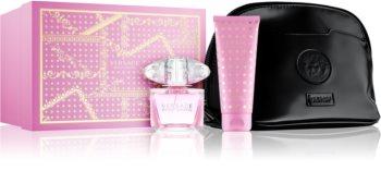 Versace Bright Crystal lote de regalo X.