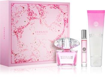 Versace Bright Crystal lote de regalo IV. para mujer