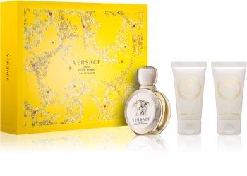 Versace Eros Pour Femme σετ δώρου III. για γυναίκες