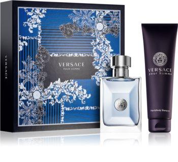 Versace Pour Homme Geschenkset XIX. für Herren