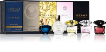 Versace Miniatures Collection Gift Set I. for Women