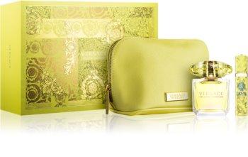Versace Yellow Diamond confezione regalo XII. da donna