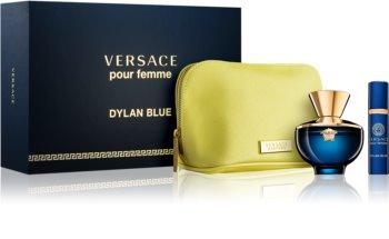 Versace Dylan Blue Pour Femme coffret II. para mulheres