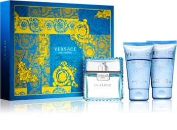 Versace Man Eau Fraîche Gift Set VII. for Men