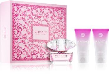 Versace Bright Crystal set cadou I. pentru femei