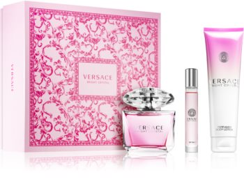 Versace Bright Crystal Gift Set XIV. for Women