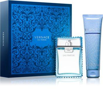 Versace Man Eau Fraîche darčeková sada I. pre mužov