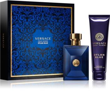 Versace Dylan Blue Pour Homme Gift Set  VII. voor Mannen
