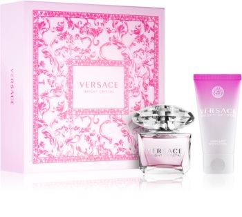 Versace Bright Crystal подаръчен комплект II. за жени
