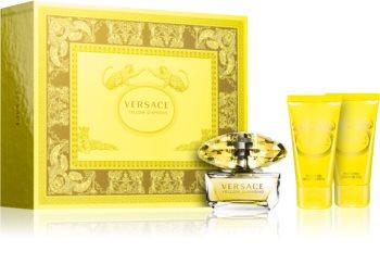 Versace Yellow Diamond poklon set I. za žene