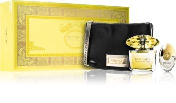 Versace Yellow Diamond подарунковий набір II. для жінок