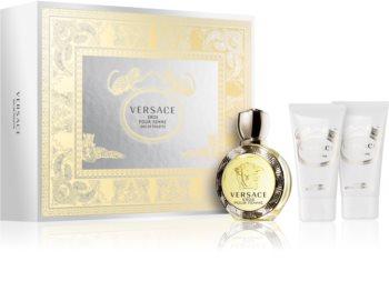 Versace Eros Pour Femme lote de regalo VII. para mujer