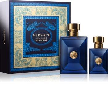 Versace Dylan Blue Pour Homme ajándékszett VIII. uraknak