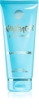 Versace Dylan Turquoise Pour Femme Гел за душ и вана за жени