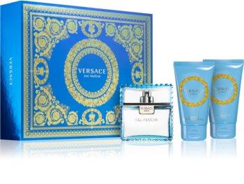 Versace Man Eau Fraîche Geschenkset für Herren