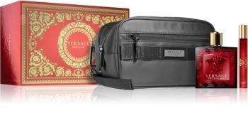 Versace Eros Flame подарунковий набір для чоловіків