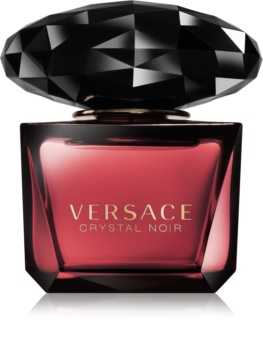 Versace Crystal Noir eau de toilette para mujer