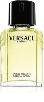 Versace L'Homme eau de toilette per uomo