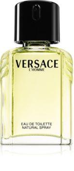Versace L'Homme туалетна вода для чоловіків