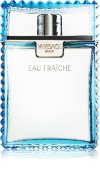 Versace Man Eau Fraîche Aftershave Water for Men