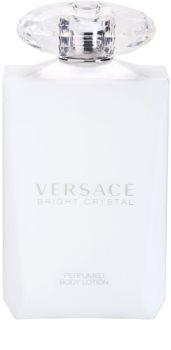 Versace Bright Crystal lapte de corp pentru femei