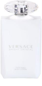 Versace Bright Crystal latte corpo da donna