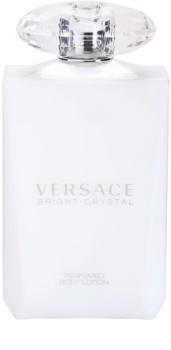 Versace Bright Crystal tělové mléko pro ženy