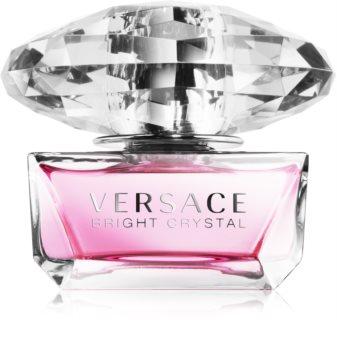 Versace Bright Crystal desodorante con pulverizador para mujer