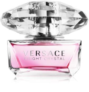 Versace Bright Crystal desodorizante vaporizador para mulheres
