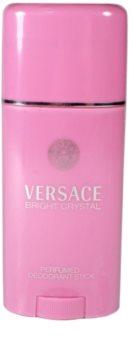 Versace Bright Crystal desodorante en barra para mujer