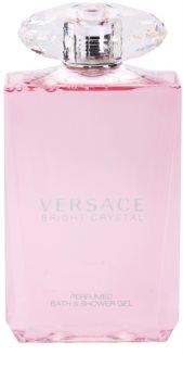 Versace Bright Crystal gel de douche pour femme